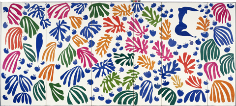 Matisse - La Peruche high res original